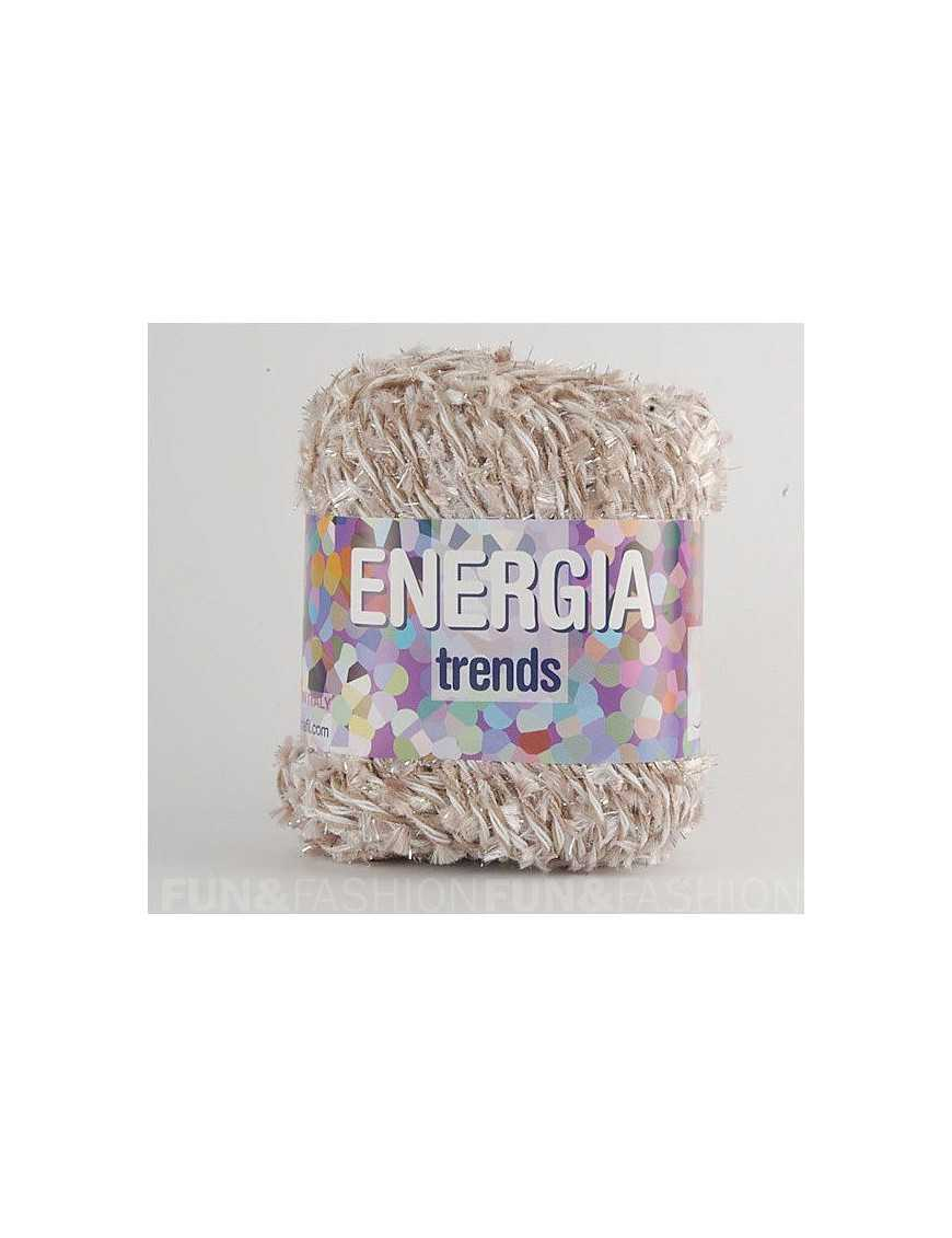Yarn Energia beige fancy 60