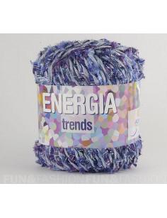 Adriafil energia fantaisie bleu 65