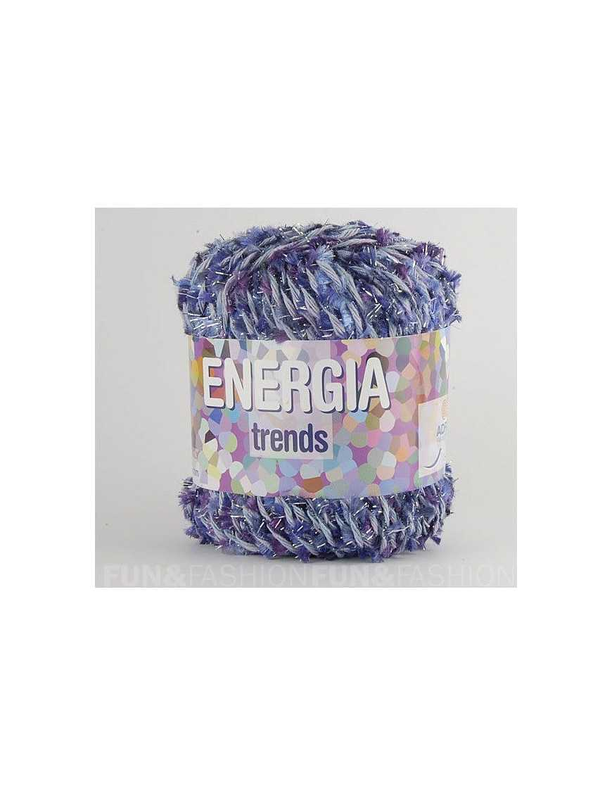 Yarn Energia blue fancy 65
