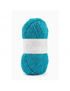 ByClaire nr 3 Sparkle turquoise 371