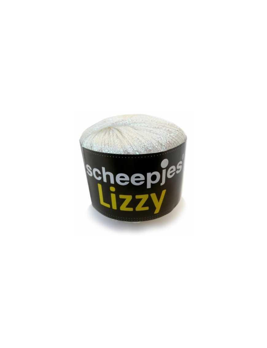 Scheepjes Liizy white 01