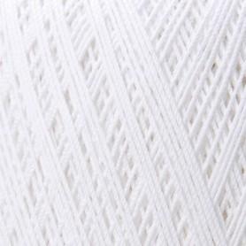 Fil pour crochet Rico Essentials crochet white 001