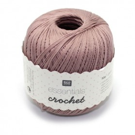 Essentials crochet vieux rose 016
