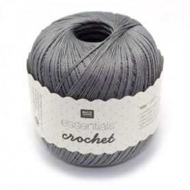 Essentials crochet gris foncé 019