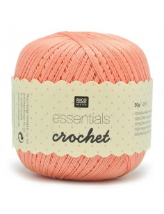 Essentials crochet saumon 022