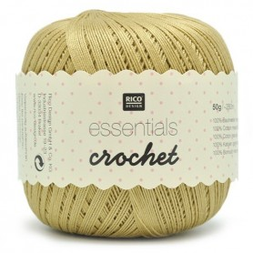 Essentials crochet gold 025
