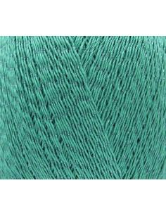 Essentials crochet glitz smaragd 006