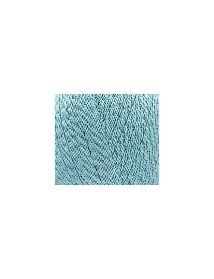 Fil pour crochet Rico Essentials crochet glitz turquoise 007