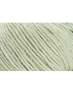 Essentials Linen Blend Aran vert clair 008