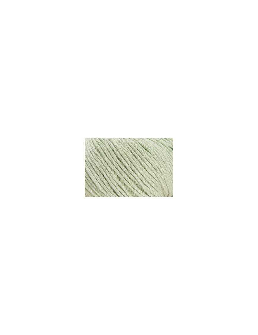 Yarn Rico Essentials Linen Blend Aran lihgt green 008