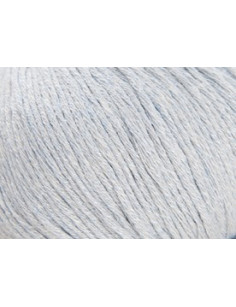 Essentials Linen Blend Aran light bleu 010