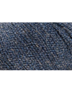 Essentials Linen Blend Aran marineblauw 011