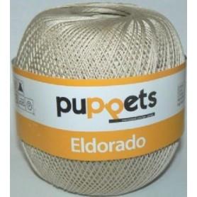 Puppets Eldorado donker beige