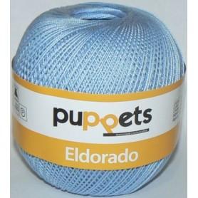 Puppets Eldorado lichtblauw