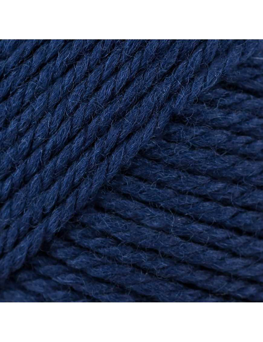 Yarn Rico soft Merino Aran navy 037