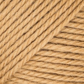 Yarn Rico soft Merino Aran camel 083