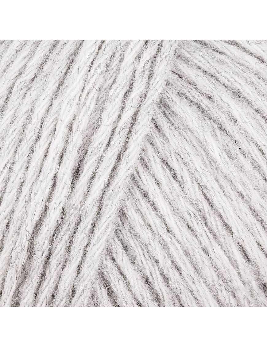 Yarn Rico Alpaca Blend Chunky light grey 006