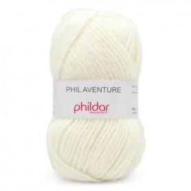Phil Aventure craie