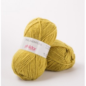 Yarn Phil Aventure colza