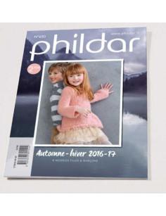 Phildar 650 jongens-meisjes herfst-winter 2016/17