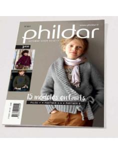 Phildar 651 kinderen herfst-winter 2016/17