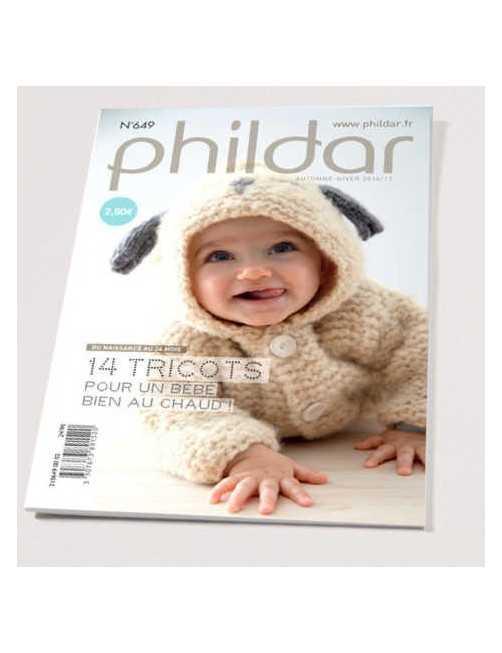 Phildar 649 baby hefst-winter 2016/17