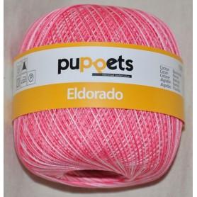 Puppets Eldorado multi roze