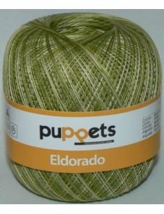 Puppets Eldorado multi groen