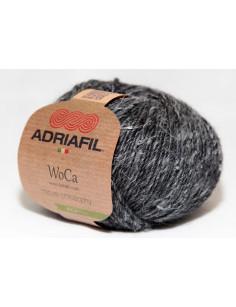 Adriafil Woca gris cendre 89
