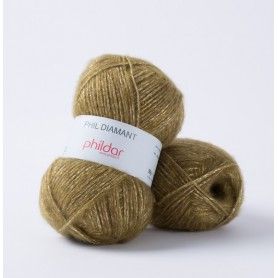 Yarn Phildar Phil Diamant Mousse 11