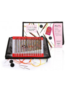 Knitpro circular needle Deluxe set