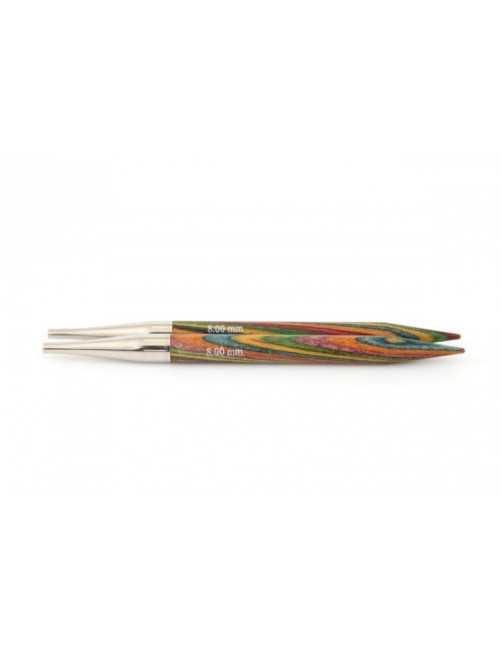 Knitpro interchangeable circular needles 8 mm