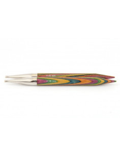 Knitpro interchangeable circular needles 10 mm