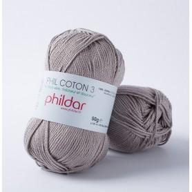 Phildar Phil Coton 3 mercure 08