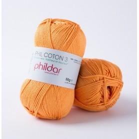 Phildar Phil Coton 3 melon 70