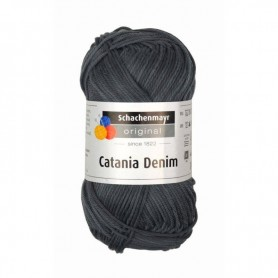 Schachenmayr catania denim charcoal