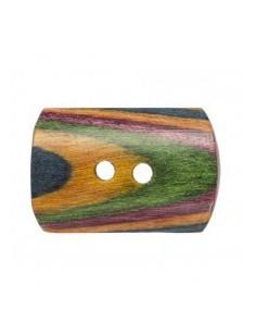 Knitpro gebogen knop 25 mm