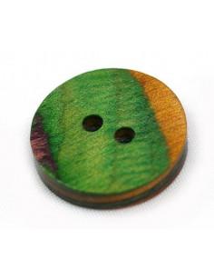 Knitpro bouton plat rond 18 mm