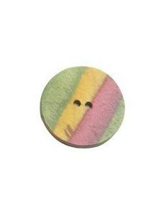 Knitpro bouton plat rond 28 mm