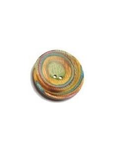 Knitpro gebogen knop rond 44 mm