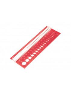 Knitpro Needle view sizer