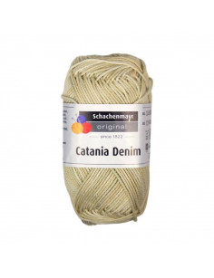 Schachenmayr catania denim naturel