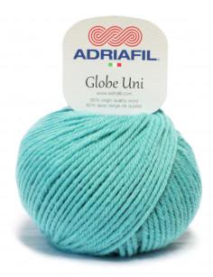 Adriafil Globe Uni zeegroen 54
