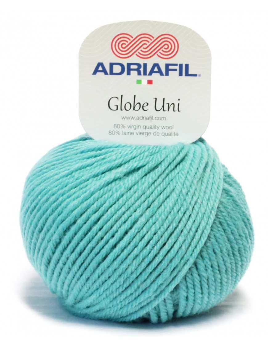 Yarn Globe Uni sea green 54