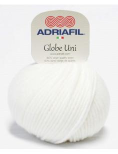 Adriafil Globe Uni wit 02