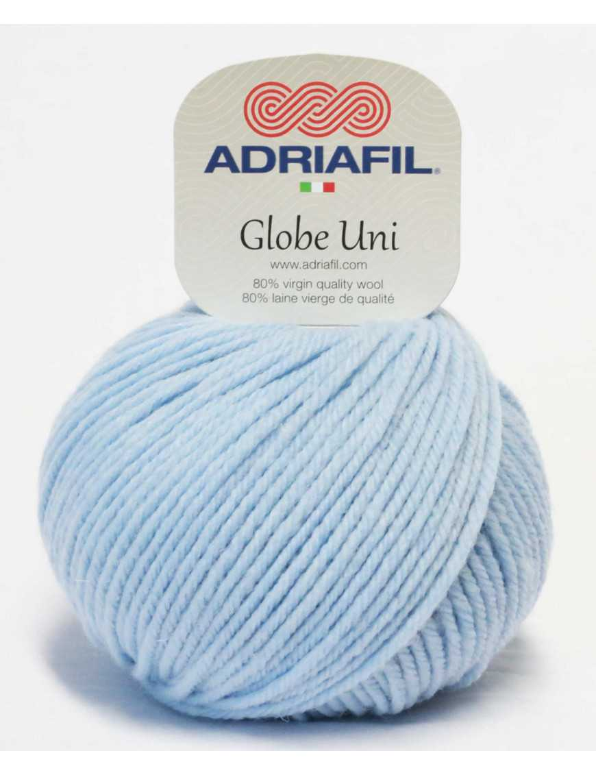 Yarn Globe Uni baby sky blue 41