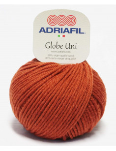 Adriafil Globe Uni rust 43