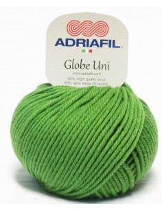 Adriafil-Globe-Uni vert herbe 50
