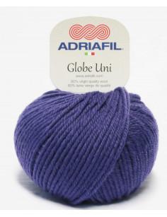 Yarn Globe Uni purple 51