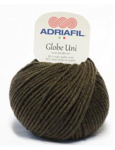 Adriafil Globe Uni chocolade bruin 16